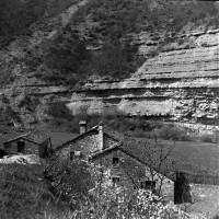 Casa colonica presso Ridracoli (Archivio P. Zangheri)