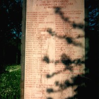 Monumento ai salvati