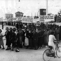 La fabbrica Arrigoni di Cesena, anni '40. Obbligo di consenso.