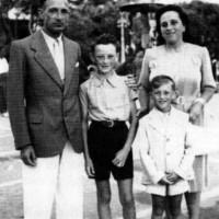 Famiglia Finzi 1941-42 ca