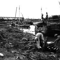 Rubicone, 27 settembre 1944 (Archivio IWM)