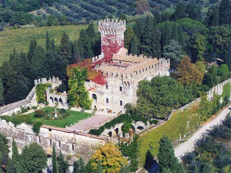 Castello di Vincigliata (Firenze) - P.G. 12