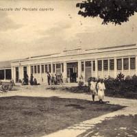 Cattolica, mercato coperto (fotografia storica)