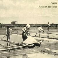 Cervia, le Saline (immagine storica)