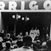 Cesena, visita di Benito Mussolini ad Arrigoni, 1935 circa (BCM Fondo Bacchi, FBP 912)