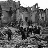 Forlì, dicembre 1944 (Archivio IWM)