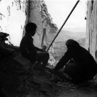 Sogliano, ottobre 1944 (Archivio IWM)
