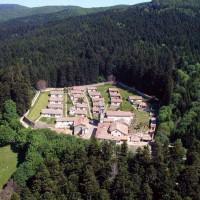 L_Eremo e la foresta di Camaldoli