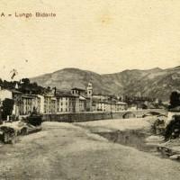 Santa Sofia, lungo Bidente (Archivio fam. Giannelli)