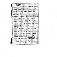 Lettera a Collinelli Quinto, I (Fondo R. Absalom)